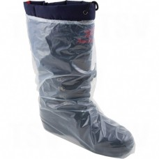 Boot Covers, 2X-Large, Polyethylene, Clear