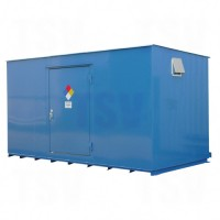 Non-Combustible Storage Building