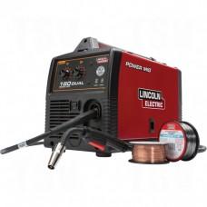 Power MIG® 180 Dual Wire Feed Welders