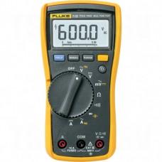 115 Digital Multimeters, AC/DC Voltage, AC/DC Current Each