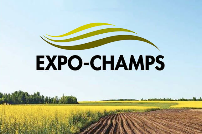 (Français) Salon de l'agriculture, 20e édition d'Expo-Champs